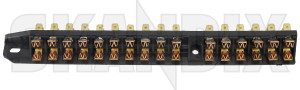 Fuse box 3544178 (1071314) - Volvo 200 - brick fuse box Own-label modern  modern