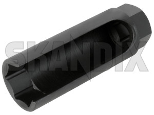 Hexagon socket wrench SW 22 for Lambda sensors  (1072523) - universal  - hexagon socket wrench sw 22 for lambda sensors Own-label 1/2 12 1 2  1/2 12inch 1 2 inch 12,5 125 12 5 12,5 125mm 12 5mm 22 for inch lambda lambdaprobe mm o2 sensor sensors socket special sw tools wrench