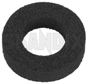 Seal, Heater control valve  (1072645) - Volvo 700, 900 - gasket seal heater control valve skandix bulkhead