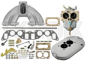 Carburettor Weber 36 DCD Kit  (1073003) - Volvo 120 130 220, 140, 200, P1800, P1800ES, PV P210 - 1800e carburetor carburettor weber 36 dcd kit p1800e weber 36 carburetor carburettor choke dcd kit manual multistage multi stage part racing weber