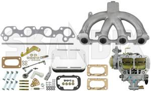 Carburettor Weber 32/36 DEGV Kit  (1073005) - Volvo 200, 700 - carburetor carburettor weber 32 36 degv kit carburettor weber 3236 degv kit weber 32/36 3236 32 36 automatic automaticalchoke carburetor carburettor choke degv kit multistage multi stage waterchoke weber