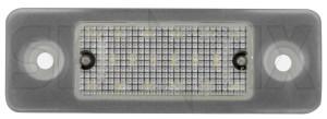 Kennzeichenleuchte  (1073356) - Volvo C30 - coupe kennzeichenbeleuchtung kennzeichenlampe kennzeichenleuchte kennzeichenleuchten nummernschildbeleuchtung nummernschildbeleuchtungen nummernschildlampe nummernschildlampen nummernschildleuchte nummernschildleuchten Hausmarke 18 18leuchtmittel dichtung gluehbirne gluehlampe led leuchtdiode leuchtmittel mit