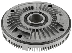 Visco clutch 1266788 (1073562) - Volvo 140, 164, 200, P1800, P1800ES - 1800e fanclutches fandrives p1800e radiator fan clutches radiatorfan visco clutch viscoclutches viscous fan clutches viscous fan drives viscousclutches bastuck