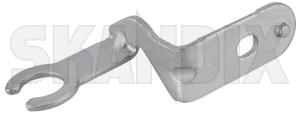 Halter, ABS-Kabel 30639433 (1073654) - Volvo S60 (-2009), S80 (-2006), V70 P26, XC70 (2001-2007), XC90 (-2014) - cross country estate gelaendewagen halter abs kabel halter abskabel kabelhalterung kombi limousine p26 s60 s60i s80 s80i s80l sedan stufenheck suv v70 v70xc wagon xc xc70 xc90 Original hinten hinterer