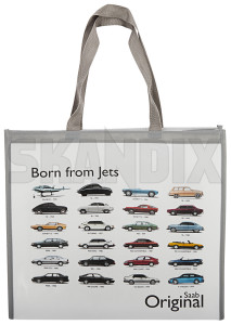 Bag SAAB  (1074210) - universal  - bag saab shopping bags Own-label saab