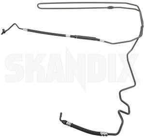 Druckschlauch, Lenkung 32021915 (1074278) - Saab 9-3 (2003-) - 93 93 9 3 druckschlaeuche druckschlauch lenkung lenkgetriebe lenkungsdruckschlauch lenkungsschlauch servodruckschlauch Hausmarke      allrad dichtungen fuer lenkgetriebe lhd linkslenker mit ohne servopumpe