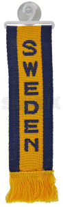 Mini scarf Sweden / Sverige  (1075749) - universal  - mini scarf sweden  sverige mini scarf sweden sverige trucker Own-label /    25 25cm blueyellow blue yellow cm cup hook suction sverige sweden with
