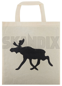 Bag Elk beige Cotton  (1075763) - universal  - bag elk beige cotton shopping bags Own-label beige cotton elk