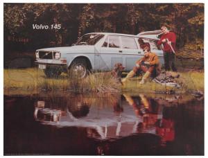 Poster Volvo 145 Jagdszene  (1075844) - Volvo 140, universal - 142 144 145 bild druck estate kombi p140 p142 p144 p145 poster poster volvo 145 jagdszene wagon wandbild Hausmarke 145 30 30cm 40 40cm cm jagdszene volvo