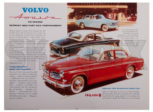 Poster Amazon - Beauty with speed and temperament  (1075863) - Volvo 120 130 220, universal - picture poster amazon  beauty with speed and temperament poster amazon beauty with speed and temperament print Own-label      30 30cm 40 40cm amazon and beauty cm speed temperament with