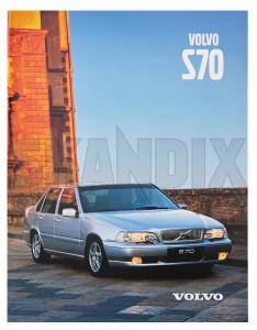 Skandix Shop Volvo Parts Brochure Volvo S70 99 1076004