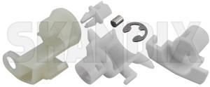 Repair kit, Tailgate lock  (1076417) - Volvo S40 V40 (-2004) - repair kit tailgate lock skandix