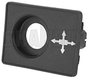Panel, Switch 8541856 (1077308) - Saab 900 (-1993) - panel switch switchpanel Genuine adjustment exterior mirror outside
