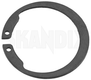 Safety ring, Joint Drive shaft inner Front axle 5390588 (1078363) - Saab 9-5 (-2010) - circlip driveshaftjoint locking ring retainer ring retaining ring safety ring joint drive shaft inner front axle securing ring snap ring Genuine axle front inner