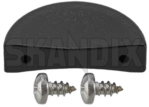 Handle, Ashtray Dashboard 665480 (1078641) - Volvo P1800, P1800ES - 1800e ashtray grip handle handle ashtray dashboard knob p1800e skandix dashboard