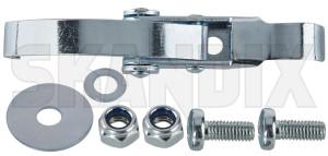 Clamp, Airfilter housing Repair kit  (1079199) - Volvo 200, 300, 700, 900, S90 V90 (-1998) - brick clamp airfilter housing repair kit skandix bracket for kit one repair repairkit repairset set