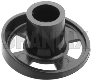 Cover, Seat adjustment 1294426 (1079533) - Volvo 200 - cover seat adjustment Genuine front grey seat seats