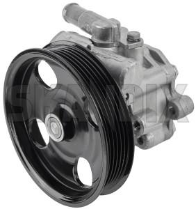 Servopumpe, Lenkung 12842029 (1080509) - Saab 9-3 (2003-) - 93 93 9 3 hydraulikpumpe lenkhydraulik lenkhydraulikpumpe lenkungspumpe pumpe servopumpe lenkung servopumpen Original allrad ohne