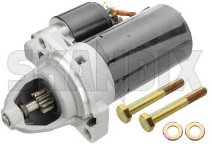 Starter 12 V 1 kW with Screw set  (1080893) - Volvo 120 130 220, 140, 164, 200, P1800, P1800ES, PV P210 - 1800e p1800e starter 12v 1kw with screw set skandix 1 12 12v 1kw kw screw set v with